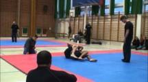 SGL final 2012 herrar avancerade -77kg Sebastian Lazo vs Oskar Hagman