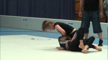 ADCC European Championship 2011 -60kg Sara Svensson vs Sandra Paszkiewicz