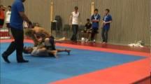 SW SM 2011 -79kg Christian Sandberg vs Linus Nyman