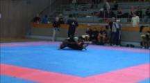 Primate Cup 2012 herrar -71kg Herbert Mitchell Burns vs Adam Andersson