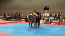 SW SM 2011 -73kg Freddie Holmgren vs Luis Helgesson