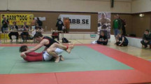 SW SM 2009 -91kg Mats Nilsson vs Pierre Edlund