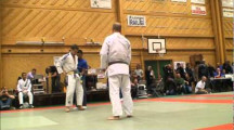 BJJ SM 2011 Herrar seniorer -82,3kg Johan Florén vs Karl Nilson
