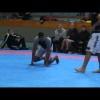 Primate Cup 2012 herrar -71kg Herbert Mitchell Burns vs Ali Delemi