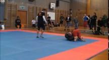 Primate Cup SW 2014 Herrar +100kg match 1 Robar Komby vs Sasa Ristic