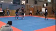 Primate Cup SW 2014 Herrar -65kg nybörjare Nelson Perez vs Leon Westerholm