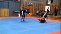 Primate Cup SW 2014 Herrar -65kg nybörjare David Hult vs Adam Asker