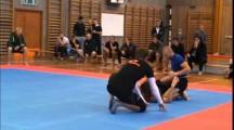 Primate Cup SW 2014 Herrar -65kg nybörjare Magnus Halling vs Nelson Perez