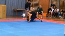 Primate Cup SW 2014 Herrar -65kg nybörjare final Magnus Halling vs David Hult