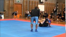 Primate Cup SW 2014 Herrar -70kg nybörjare/avancerade Pär Edrell vs Patricio Rodriguez