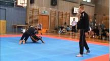 Primate Cup SW 2014 Herrar -70kg nybörjare/avancerade Fernando Bernal vs John Herrman