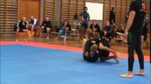 Primate Cup SW 2014 Herrar -70kg nybörjare/avancerade Fernando Bernal vs Pär Edrell