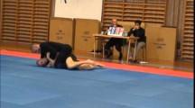 Primate Cup SW 2014 Herrar -76kg avancerade Adam Sunström vs Andreas Sweström