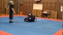 Primate Cup SW 2014 Herrar -76kg avancerade Erik Lindén vs Adam Sundström