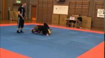Primate Cup SW 2014 Herrar -76kg avancerade Linus Nyman vs Axel Gruva
