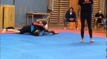Primate Cup SW 2014 Herrar -76kg fortsättare Nils Brynedal Ignell vs Kristofer Krmpotic