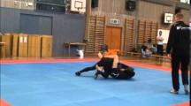 Primate Cup SW 2014 Herrar -76kg fortsättare Sven Von Schoultz vs Henry Shi